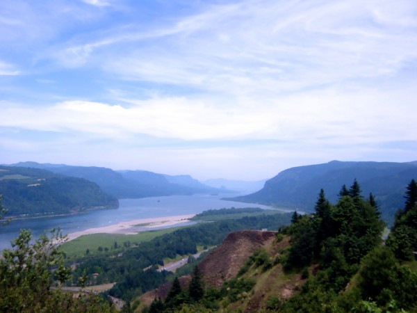 The Gorge   Columbia River Digital Download