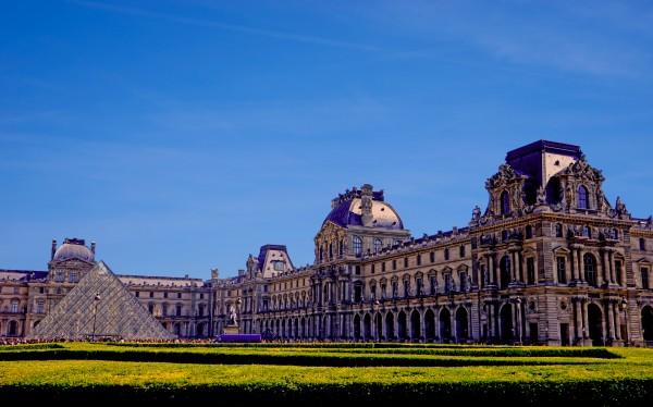 The Louvre Paris 1st Arrondissement Paris Digital Download