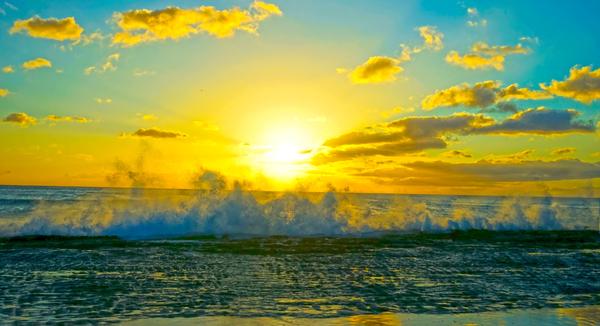 Tranquility at the Seashore Panorama Hawaii by 360 Studios