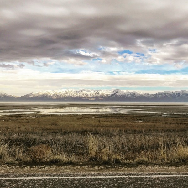 Great Salt Lake by AEDIFICO Prints