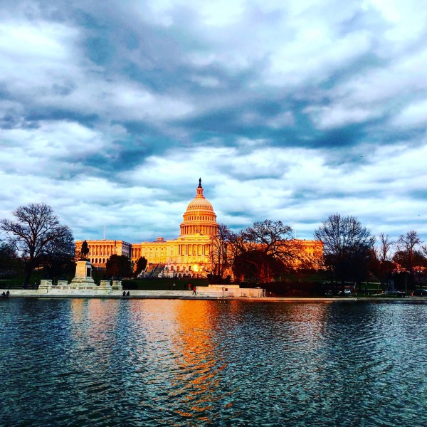 US Capitol by AEDIFICO Prints