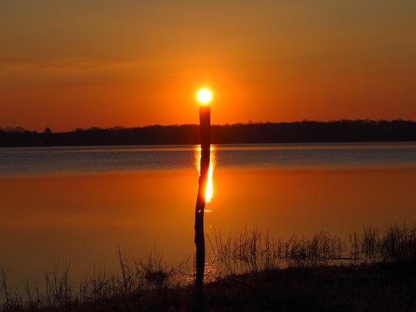 1 Sunrise on a pole by Adam M Bundy