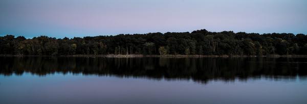 Scenic Treeline by Adventure Photography