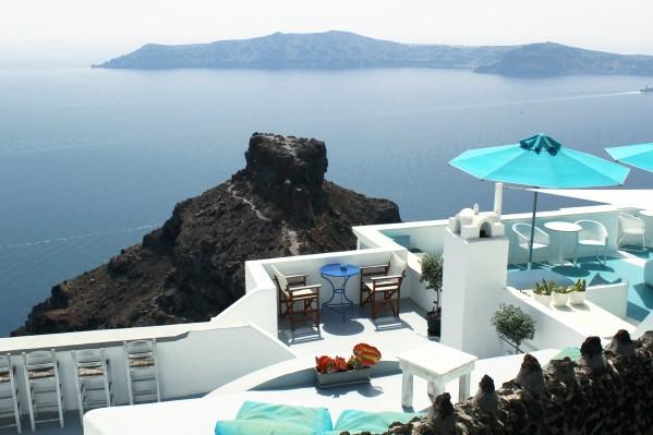 Amazing Santorini by Bentivoglio Photography