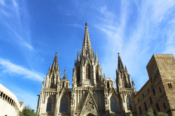 Barcellona Cathedral by Bentivoglio Photography