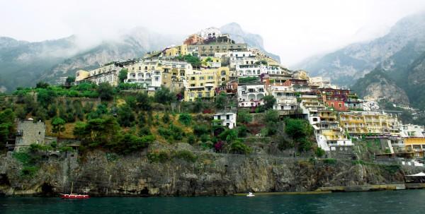 Amalfi Coast - Positano by Bentivoglio Photography