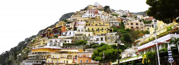 Italy Landscape - Positano by Bentivoglio Photography