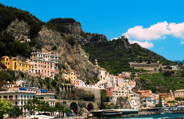 Beautiful landscape - Italy by Bentivoglio Photography