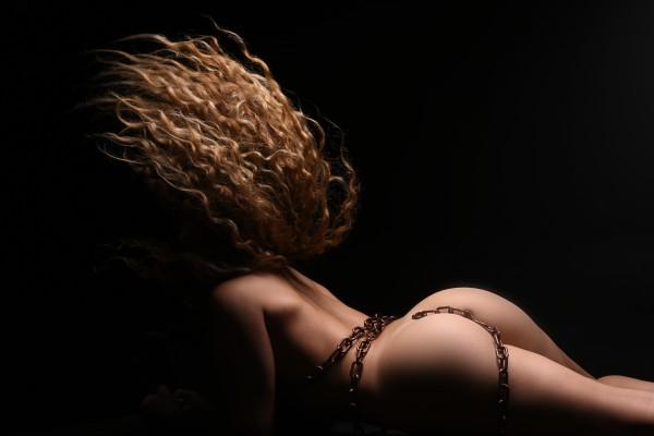 nude_bondage_bodyscape_woman_sexy by Alessandrodellatorre