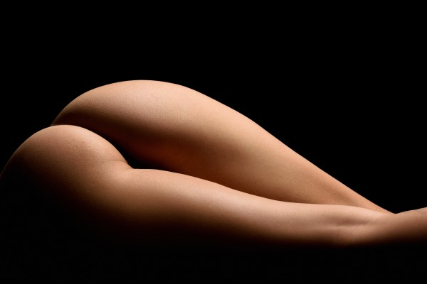 Nude_bodyscape_young_woman_laying_sensual_naked_black_12 by Alessandrodellatorre