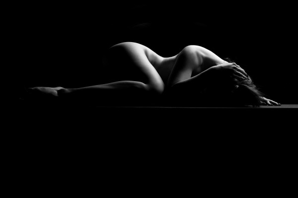 black_white_bodyscape isolated_young_sexy_woman_8 by Alessandrodellatorre