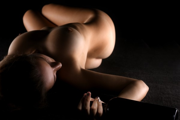 bodyscape_drunk_Laying_nude_woman_naked by Alessandrodellatorre