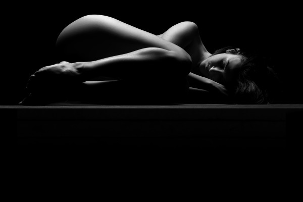 nude low_key black_and_white sexy_woman naked fine_art artistic 031 by Alessandrodellatorre