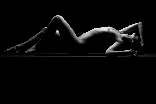 nude low_key black_and_white sexy_woman naked fine_art artistic 036 by Alessandrodellatorre