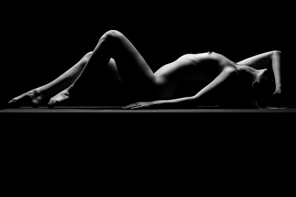 nude low_key black_and_white sexy_woman naked fine_art artistic 038 by Alessandrodellatorre