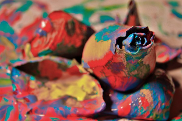 Painted Roses.08 by Alexis Patten