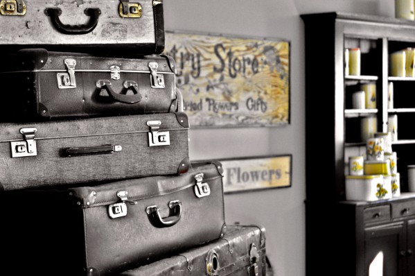 Suitcases and Sunshine by Alexis Patten