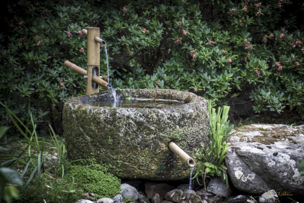 Fontaine Zen by Alle Christian