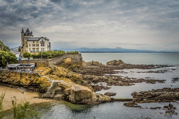 Biarritz by Alle Christian