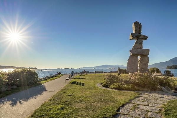 Inukshuk by Amazing Vancouver & Beautiful British Columbia by Jorge Ligason