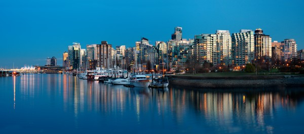 Coal Harbour by Amazing Vancouver & Beautiful British Columbia by Jorge Ligason