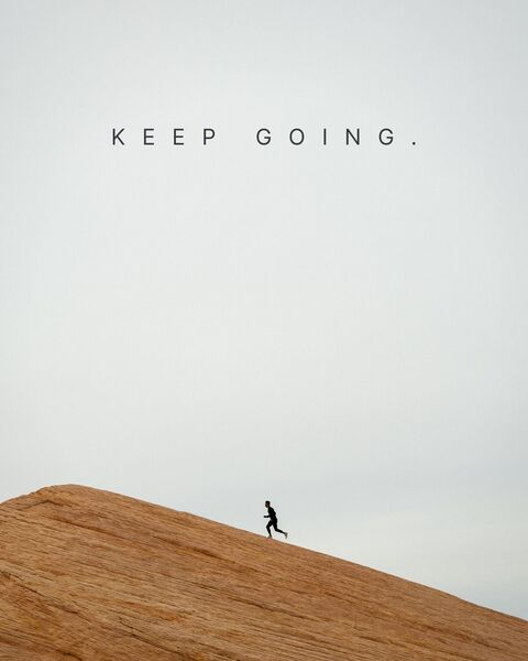 Keep Going by Ander Artz