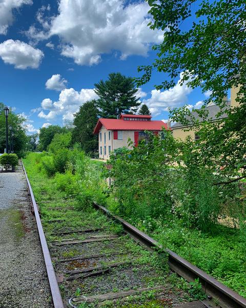 Tracks to Nowhere by Andrea Mancuso Photography