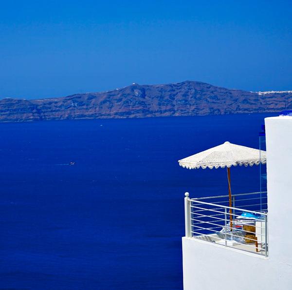 Santorini Greece by Andrea Mancuso Photography