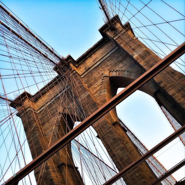 Brooklyn Bridge by Andrea Mancuso Photography