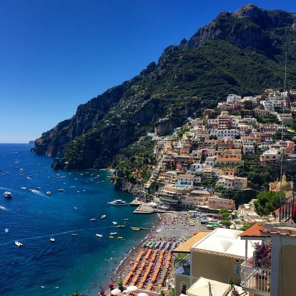 Positano Italy by Andrea Mancuso Photography