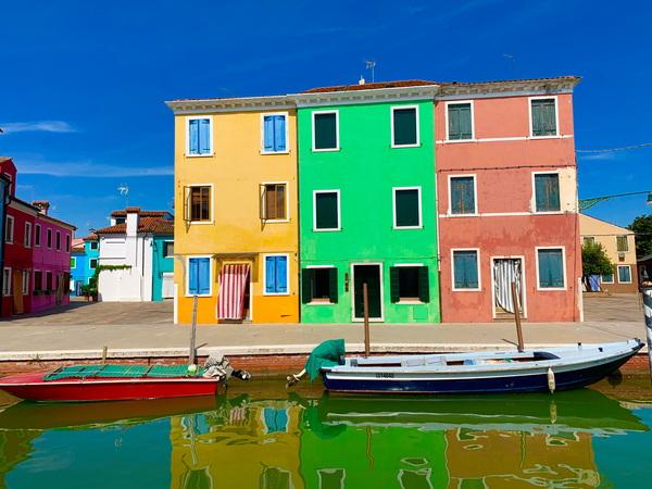 Beautiful Burano by Andrea Mancuso Photography
