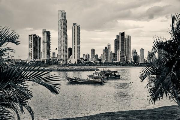 Panama City by Andrew Wasik