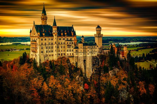 Fairytale Castle Digital Download