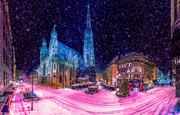 Christmas in Vienna Digital Download