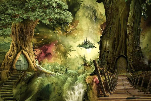 Enchanted Forest Digital Download