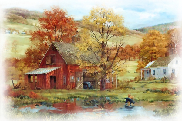 Country Living Digital Download