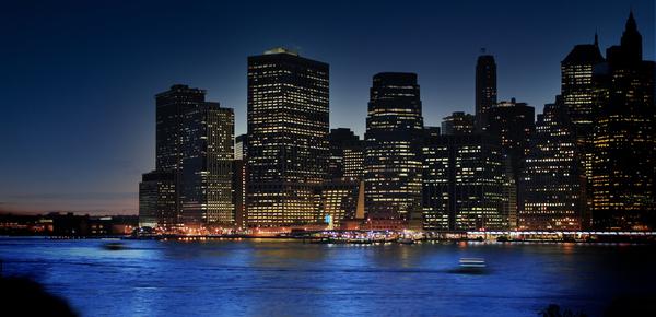 Brooklyn   USA Skyline Digital Download