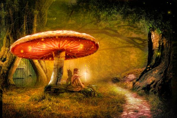 Fairy Ring Digital Download