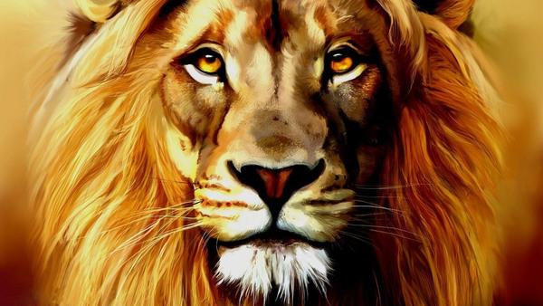 Majestic Beast  Digital Download