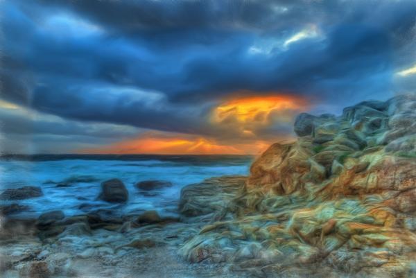 Evening Storm Digital Download