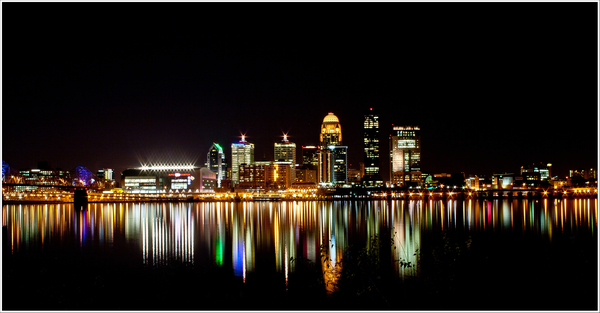 Louisville Skyline Digital Download