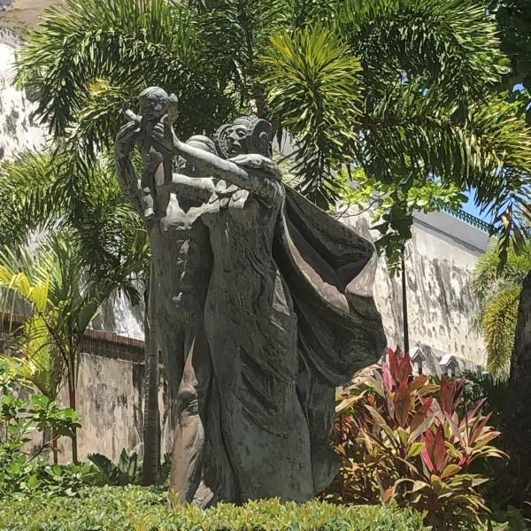 A Street Side in Puerto Rico Series: 2 by Anushree Sengupta