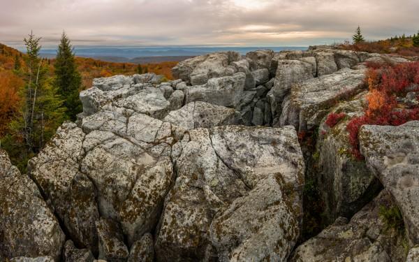 Bear Rocks Preserve apmi 1791 by Artistic Photography