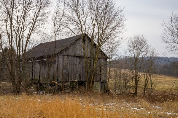 Classic Barn ap 2933 by Artistic Photography