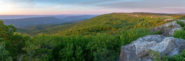 Dolly Sods at Sunrise apmi 1710 by Artistic Photography