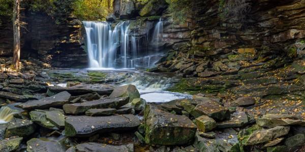 Elakala Waterfalls apmi 1770 by Artistic Photography