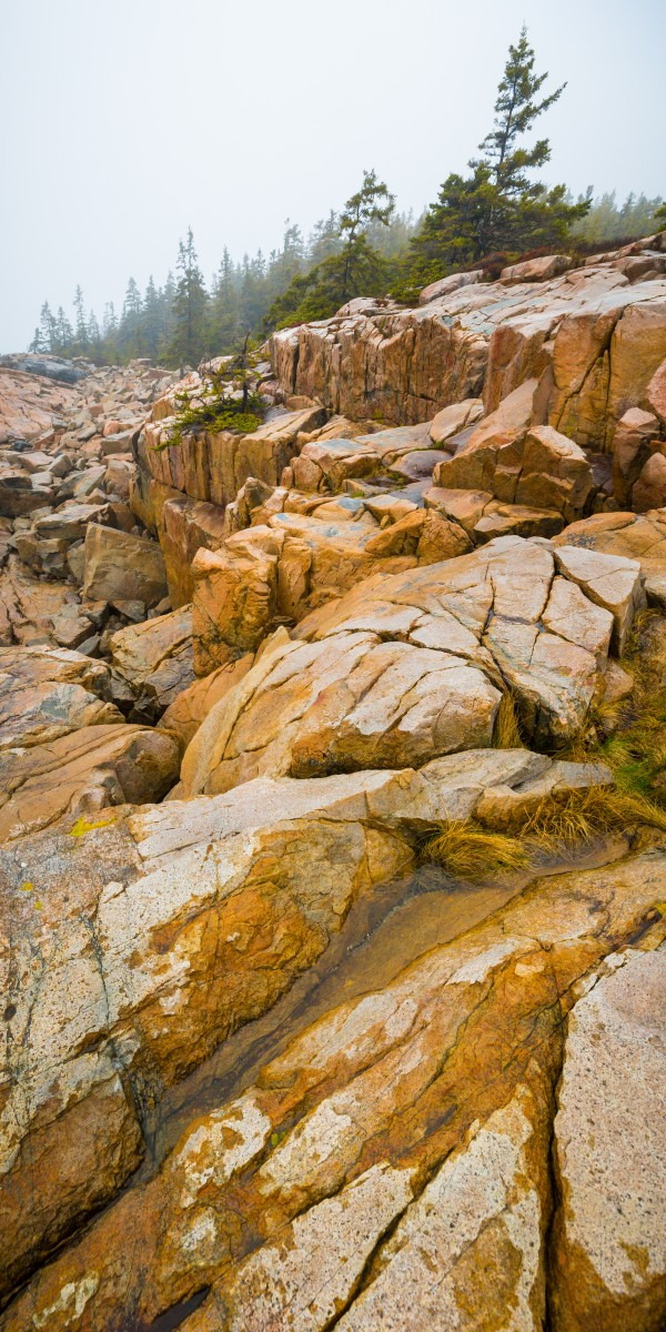 Granite Boulders ap 2269 by Artistic Photography