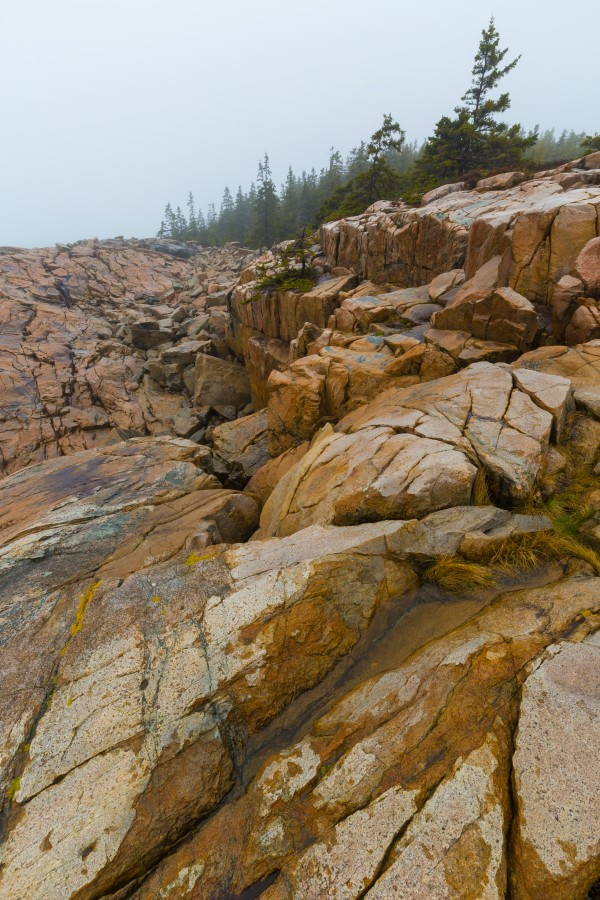 Granite Boulders ap 2270 by Artistic Photography