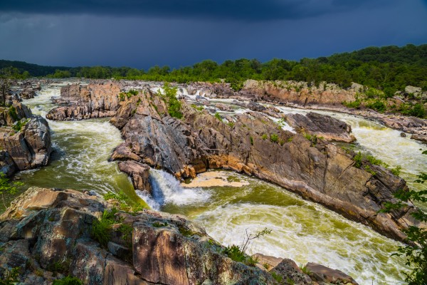 Great Falls ap 2021 by Artistic Photography