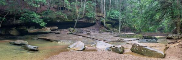 Near Cedar Falls apmi 1632 by Artistic Photography